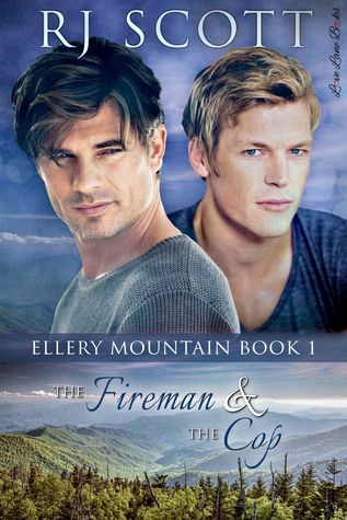 Book Review: The Fireman and the Cop (Ellery Mountain #1) by R.J. Scott