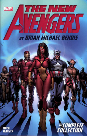 New Avengers by Brian Michael Bendis: The Complete Collection, Vol. 1