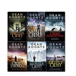 Dean Koontz Odd Thomas Series Collection 6 Books Set,