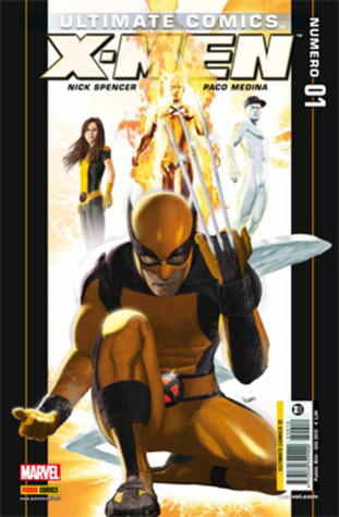Ultimate Comics: X-Men, n. 1