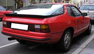 Porsche 924 Turbo - Service information
