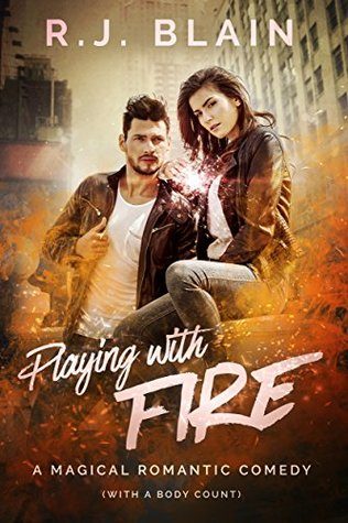 Playing with Fire (Magical Romantic Comedies, #1)