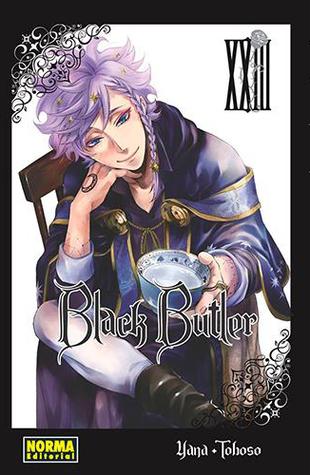 Black Butler 23 by Yana Toboso