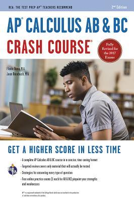 AP® Calculus AB  BC Crash Course, 2nd Ed.,  Book + Online