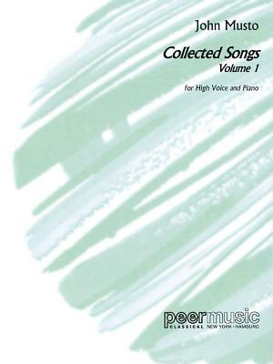 Collected Songs for High Voice - Volume 1: High Voice