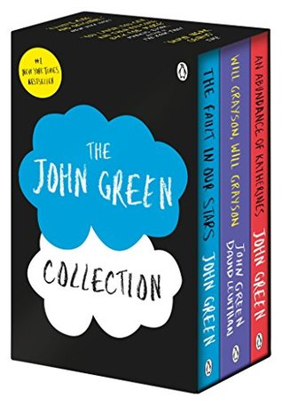 The John Green Collection: The Fault in Our Stars / Will Grayson, Will Grayson / An Abundance of Katherines