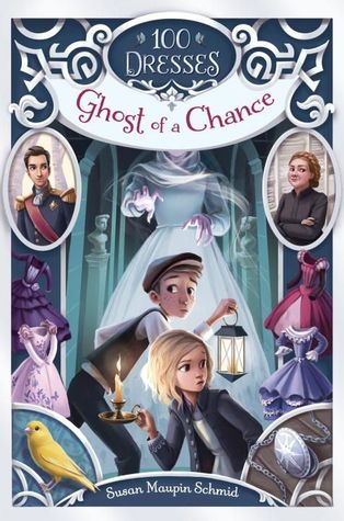 Ghost of a Chance (100 Dresses, #2)