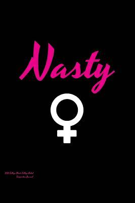Nasty Woman Journal 2017