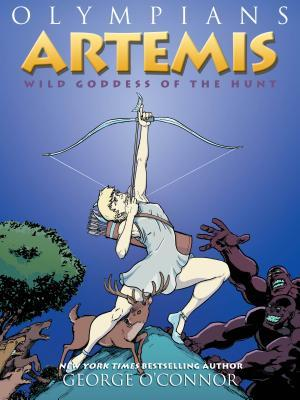 Artemis: Wild Goddess of the Hunt (Olympians, #9)