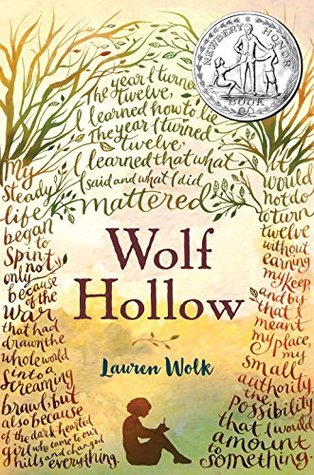 Image result for wolf hollow by lauren wolk