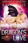 Book cover for Dragon's Love (Red Planet Dragons of Tajss, #3)