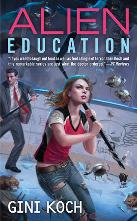 "Alien Education (Katherine ""Kitty"" Katt, #15)"