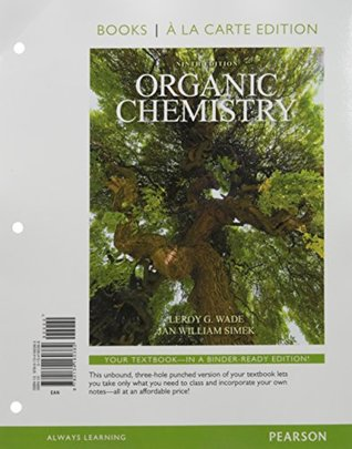 Organic Chemistry, Books a la Carte Plus MasteringChemistry with Pearson eText -- Access Card Package (9th Edition)