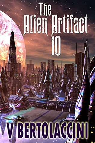 The Alien Artifact 10 DX1