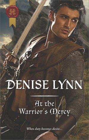 At the Warriors Mercy(Warehaven Warriors 1) - Denise Lynn