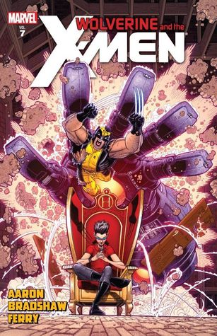Wolverine and the X-Men by Jason Aaron, Vol. 7