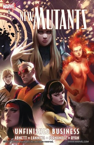 New Mutants, Volume 4: Unfinished Business