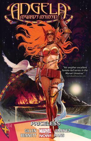 Angela: Asgard's Assassin, Volume 1: Priceless