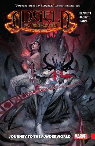 Angela: Queen of Hel: Journey to the Funderworld