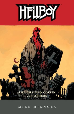 book cover for Hellboy volume 3