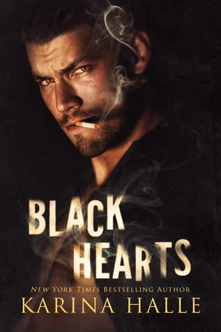REVIEW: Black Hearts (Sins Duet #1) by Karina Halle
