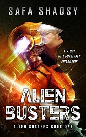 Alien Busters (5 chapters): Alien Hunting