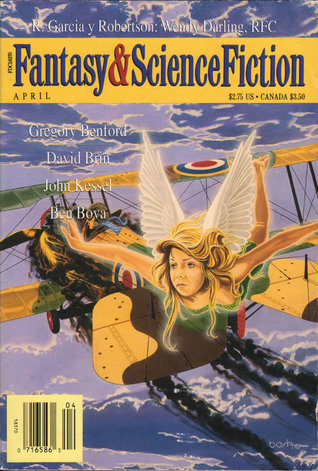 Fantasy & Science Fiction, April 1994 (The Magazine of Fantasy & Science Fiction, #515)