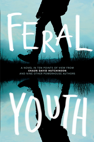 Feral Youth by Shaun David Hutchinson