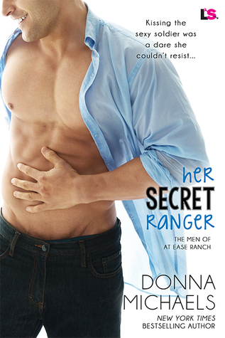 Her Secret Ranger (The Men of At Ease Ranch, #2)