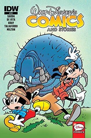 Walt Disney's Comics and Stories #722