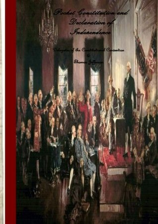 Pocket Constitution and Declaration of Independence