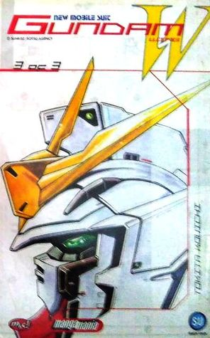 New Mobile Suit Gundam Wing Vol. 3