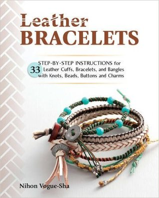 Leather bracelets step by step instructions for 33 leather cuffs 27888089 fandeluxe Gallery