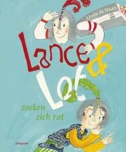 Lance en Lot zoeken zich rot