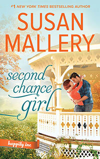 Second Chance Girl: A Modern Fairy Tale Romance (Happily Inc, #2)