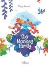 The monkey family #1 by Margo Renard