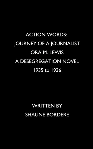Action Words by Shaune Bordere
