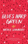 Blues Harp Green by Nicole Schubert