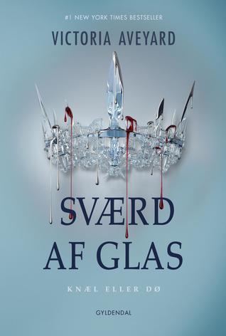 Sværd af glas (Red Queen, #2)