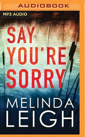 Say You're Sorry (Morgan Dane #1)