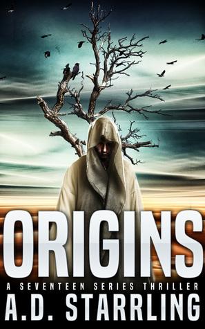 #Win a #paperback of Origins (A #Seventeen #Series #Thriller #Book 5)