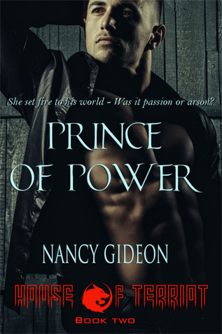 Prince of Power by Nancy Gideon
