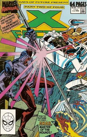 X-Factor (1986-1998) Annual #5