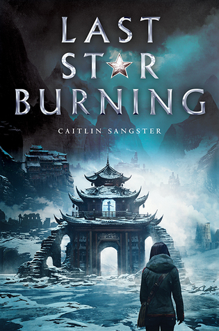 Image result for last star burning caitlin sangster