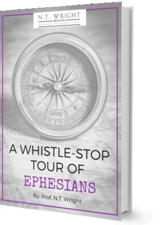 A Whistle-stop Tour of Ephesians