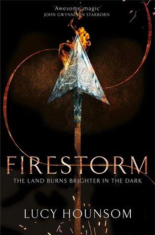 Firestorm (Worldmaker, #3)