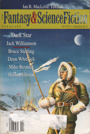 The Magazine of Fantasy & Science Fiction, February 1995 (The Magazine of Fantasy & Science Fiction, #525)