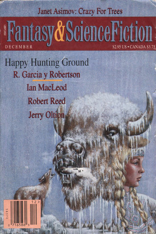The Magazine of Fantasy & Science Fiction, December 1995 (The Magazine of Fantasy & Science Fiction, #535)