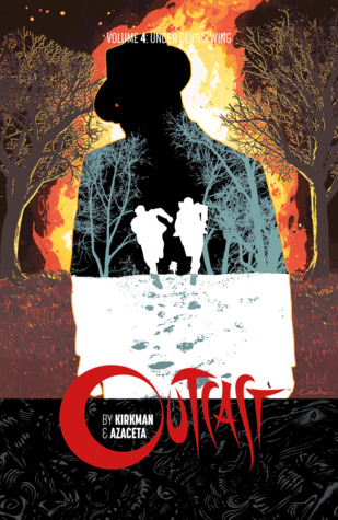 Outcast, Vol. 4: Under Devil's Wing