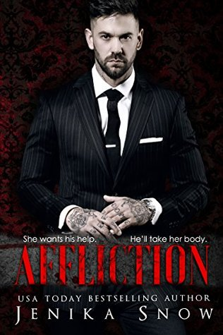 Affliction by Jenika Snow